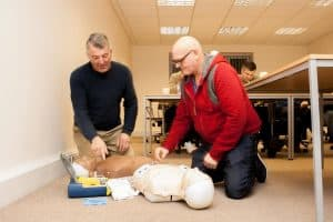 First Aid Training Nottingham